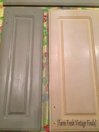 thermofoil kitchen cabinets in annie sloan french linen the big