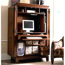 Computer Desk Armoire Corner Armoire Computer Desk Amazing Computer For Neat Home Office