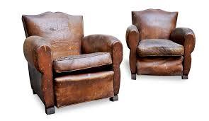 poltrone in pelle fauteuils club cuoio poltrone vintage italian vintage sofa