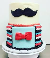 mustache birthday cake birthday cakes les amis bake shoppe