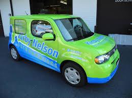 scion cube truck scion style vehicle graphics wraps vinyl full wraps