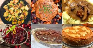 plant based thanksgiving menu and brief history of the