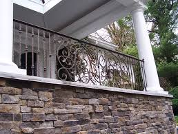 decorative metal porch columns home design ideas