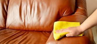 How To Remove Pen Marks From Leather Sofa by How To Clean Faux Leather Doityourself Com