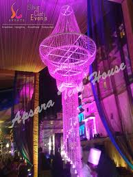 Passage Decor by Props Decor Silver Craft Events