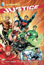 sdcc 2013 u0027justice league war u0027 is the first new 52 dc universe