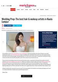 Professional Makeup Artist Websites Malaysia Award Winning Makeup Artist For Wedding Events