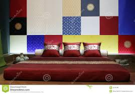 Asian Style Bedroom by Modern Asian Style Bedroom Stock Photo Image Of Elegance 2219780