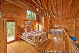 cabin bedrooms pigeon forge cabin indigo moon lodge 1 bedroom sleeps 8 jacuzzi