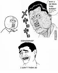 Why U Meme - 25 best memes about gantz character gantz character memes