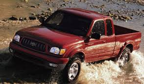 2001 to 2004 toyota tacoma for sale toyota truck pdf sales brochure catalog flyer info