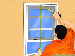 How To Install Center Jump How To Replace A Window With Pictures Wikihow