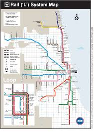 O Hare Map Terminal Chicago Subway Map From O Hare Airport My Blog