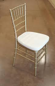 Gold Chiavari Chair Gold Chiavari Chair With Cushion Giuffra U0027s Party Rentals