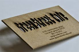 laser cut business cards promote your business the best way with laser cut business cards
