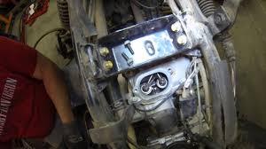 1998 artic cat 454 valve adjustment part 1 youtube