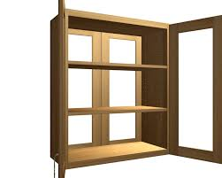 Tockarp Wall Cabinet With Glass by Plain Glass Door Wall Cabinet And 1 Drawer I On Design