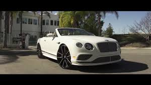 bentley supercar bentley continental gt cabriolet coupe tuning full hd 1080p trap