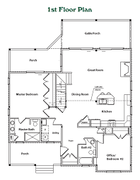 house lake view house plans