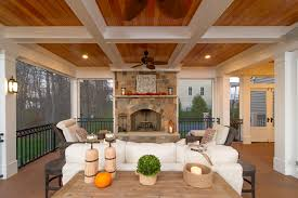 screen porch fireplace fireplaces
