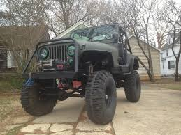 lexus v8 rock crawler wrangler cj cj7 monster jeep custom rod rock crawler mud
