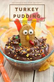 thanksgiving treats thanksgiving turkey pudding thanksgiving puddings and