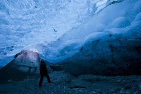 The Crystal Cave Iceland Inside The Crystal Ice Cave In Iceland Oddities