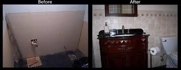 Half Bathroom Remodel by Bathroom Remodel 9hammers