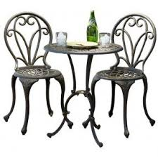 Outdoor Bistro Table 3 Piece Bistro Table Set Foter