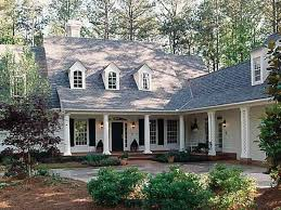 l shaped house with porch modest decoration southern home living house plans plan luxury