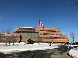 Why Are The Flags Flying Half Mast Cbc New Brunswick Cbcnb Twitter