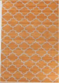 Orange Modern Rug by Orange Rugs Amazoncom Orange Shag 5x7 Modern Contemporary Area