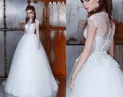 Unique Wedding Dress Wedding Dress Bella Unique Wedding Dress Bohemian Wedding Dress