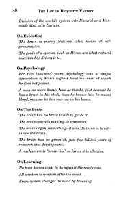 tutor resume examples the law of requisite variety dilts