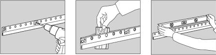 rail fixation meuble cuisine montage d une cuisine ikea thibault florkin artisan menuisier