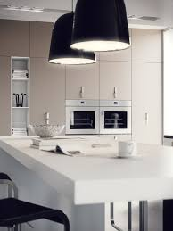 Open Shelves Under Cabinets Kitchen Nice Light Grey Solid Minimalist Kitchen Cabinet Nice Two