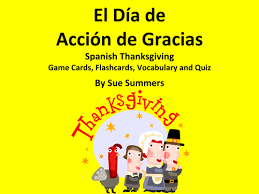 thanksgiving food cards flashcards quiz and