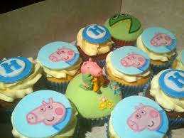 George Pig Cake Decorations 15 Best Peppa And George Pig Cakes Images On Pinterest George