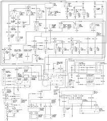95 mustang headlight wiring diagram wiring diagrams