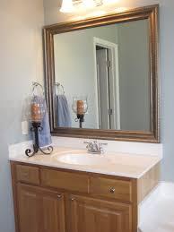 Framing Existing Bathroom Mirrors Behance