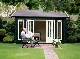 Creative Garden Rooms Garden Shed And Garden Pod Design Ideas - Backyard shed design ideas