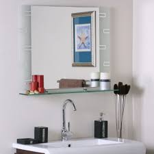 home decor contemporary bathroom mirrors vertical electric