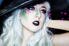 steampunk witch halloween makeup tutorial youtube
