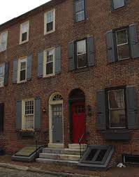 Philadelphia Row Houses - philadelphia row houses rowhouse magazine resources home