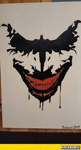25 batman silhouette ideas