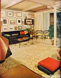 S Furniture Styles Pictures Interior Design From The S - 60s home decor