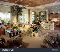 living room dining room beautiful living room architecture stock images stock photo