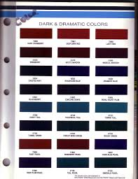 dupont imron paint color chart imron paint colors pitman air