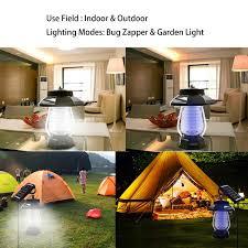 Outdoor Bug Lights by Amazon Com Solar Bug Zapper Garden Light Outdoor Or Indoor