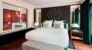 chambres hôtel décoration design